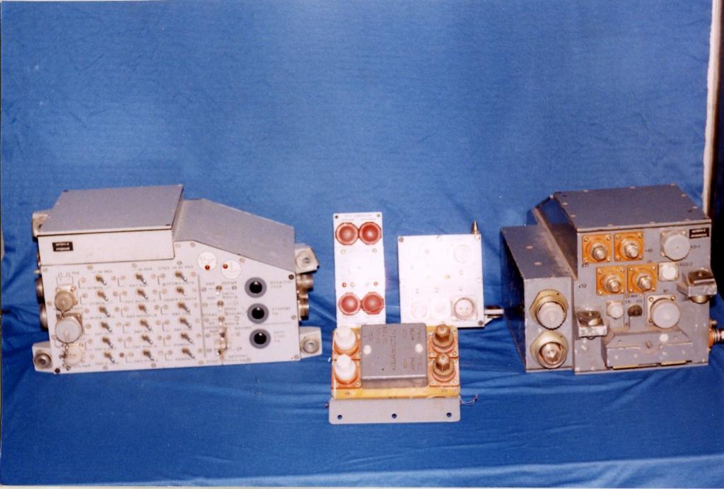 Блок коммутации БК712М1