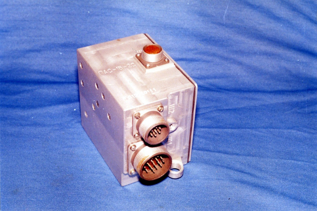 Прибор автоматики ПАС407